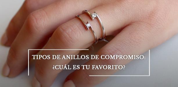 b69b3d1b4f05 Tipos de anillos de compromiso  ¿Cuál es tu favorito  - Bernat Rubí