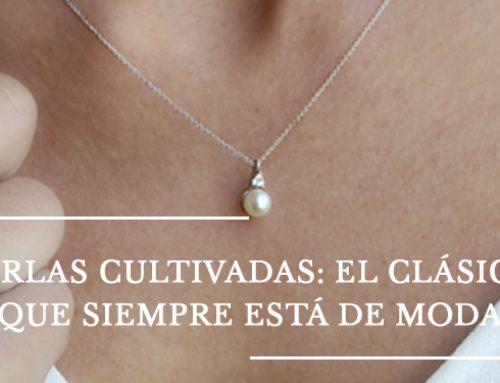 Perlas cultivadas: El clásico que siempre está de moda