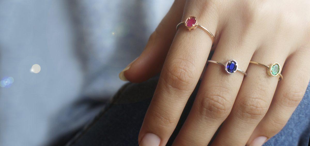 anillos colección colors