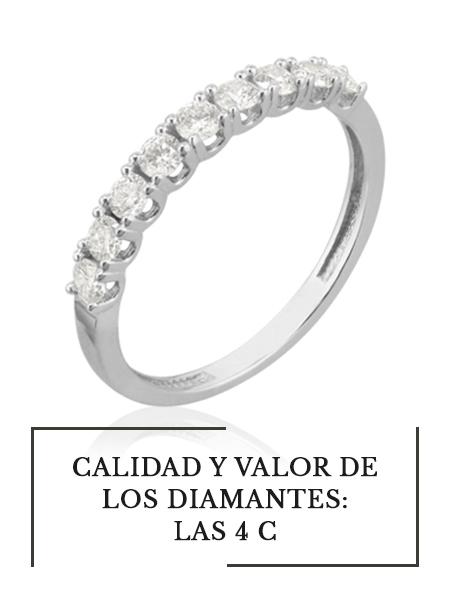 1959560ce9c5 Calidad y valor de los diamantes  Las 4 C - Bernat Rubí
