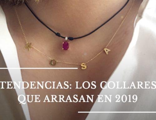 TENDENCIAS: Los collares que arrasan en 2019