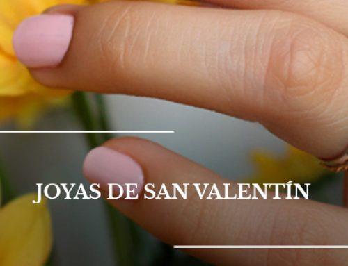 Joyas de San Valentín