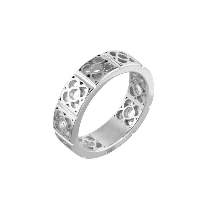 anillo de plata Barcelona