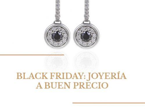 Black Friday: joyería a buen precio