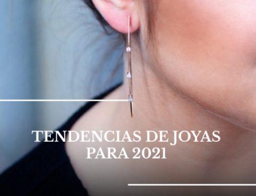 Tendencias de joyas para 2021