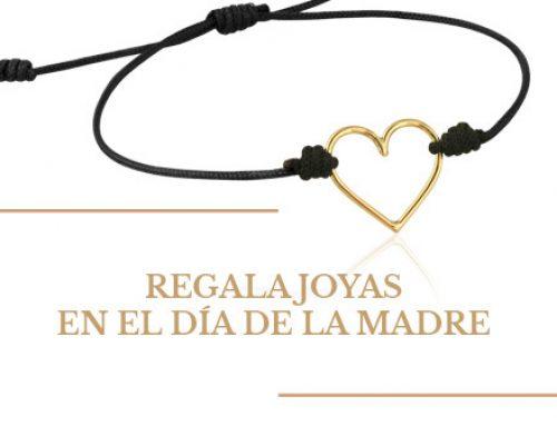 Regalar joyas el día de la madre